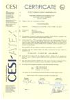 CESI 05 ATEX 056X